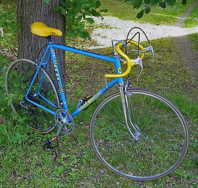 ronnie cykel