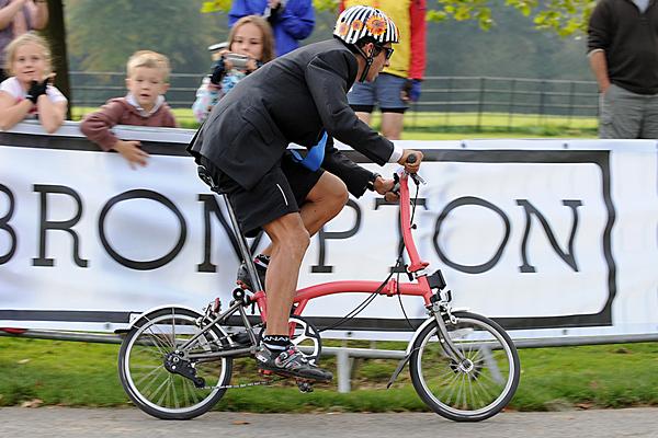 Rörande Brompton cyklar